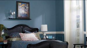 Pomona Bedroom painted