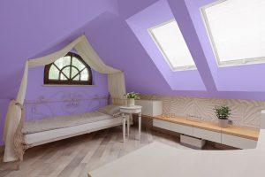 Pomona Painting Services Bedroom Project