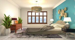 Pomona Painting Bedroom Project